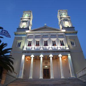 Saint George, Syros (Catholic church)