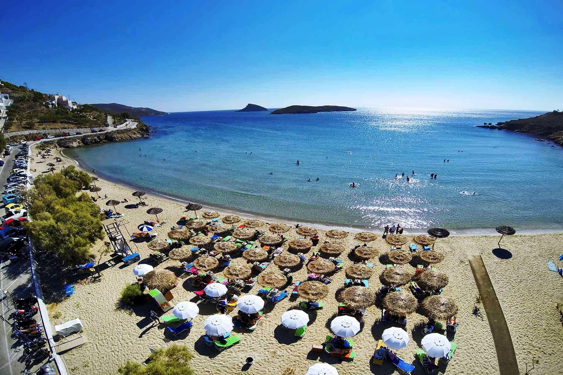 Agathopes Beach